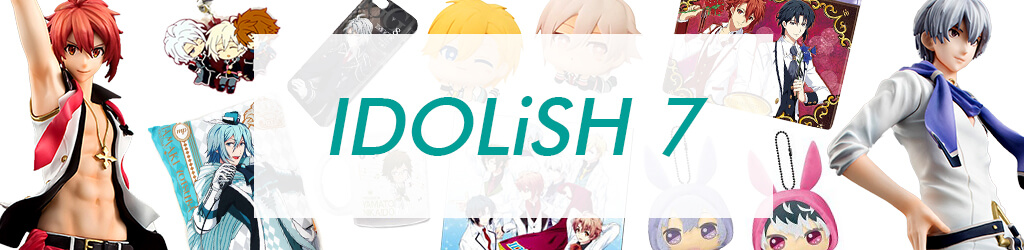 Comics, Anime Goods IDOLiSH 7 Figures Sogo Osaka