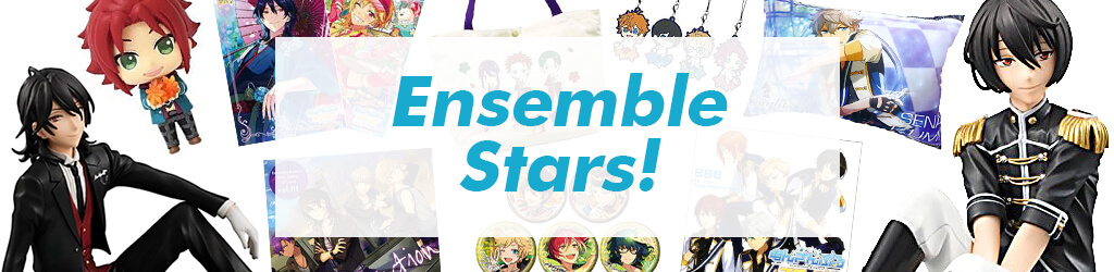 Comics, Anime Goods Ensemble Stars! Plushies