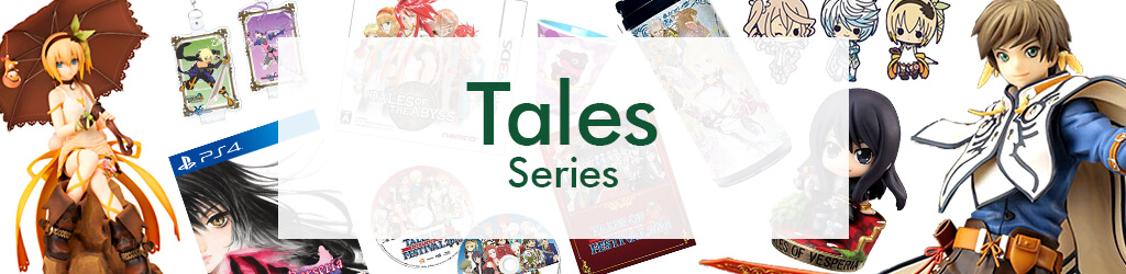 Comics, Anime Goods Tales Series by Series