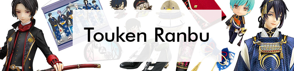 Comics, Anime Goods Touken Ranbu Figures