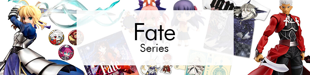 Comics, Anime Goods Fate Series Badges