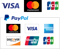 Payment option Credit Card PayPal