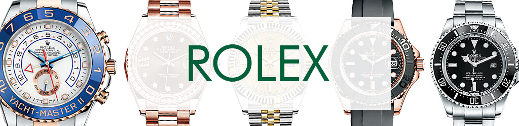 Wristwatches Rolex Men's Sea-Dweller