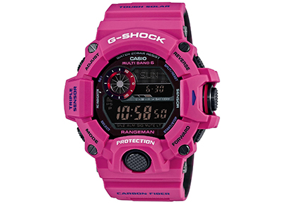 G-SHOCK MEN IN SUNRISE PURPLE MUDMAN GW-9300SR-4JF