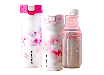 Starbucks Sakura Series