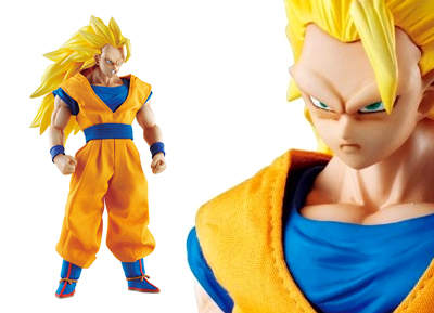 Dimension of DRAGONBALL Super Saiyan 3 Son Goku