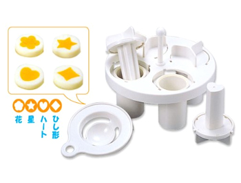 Brighten your lunch or party meals Boiled Egg Decorator DREAMLAND