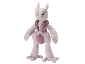 Pokemon Center Mega Mewtwo Plush Toy
