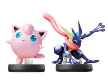 Amiibo Wave 4 and 5 (任天堂)