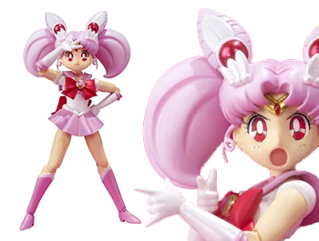 Sailor Moon – Sailor Chibi Moon (S. H. Figuarts)