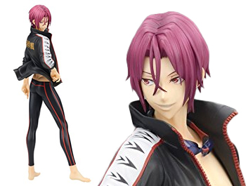 Free! 松岡 凛 1/8スケール PVC製 塗装済み完成品フィギュア (Altair/Hobby Shock)