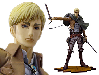 Attack on Titan: Erwin Smith 1/8 Figure