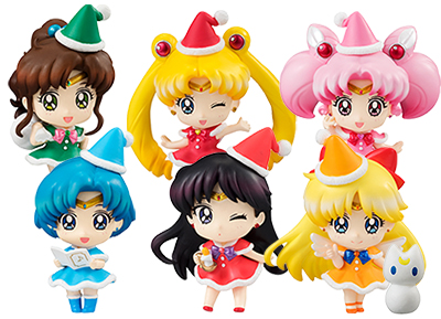 Petit Chara – Sailor Moon Christmas Special