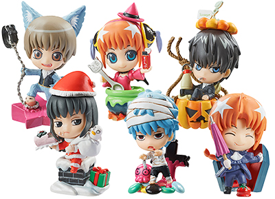 Petit Chara Land – Gintama autumn & winter? Psychedelic Party ver. 6-Pack BOX