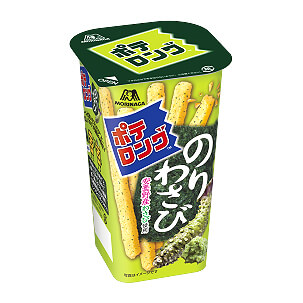 [Limited Item] Pote Long: Nori and Wasabi Flavor